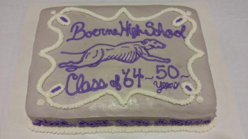 class reunion cake