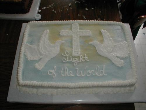 missions cake