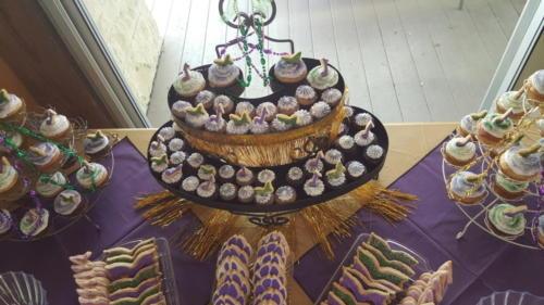 banquet full sweets bar