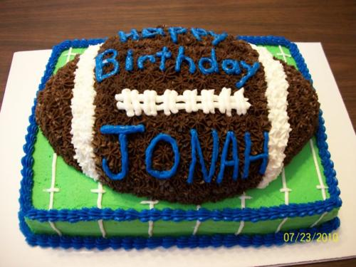 3d football jonah
