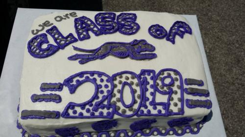 class cake